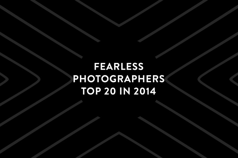 Fearless Photographers top 20 in 2014