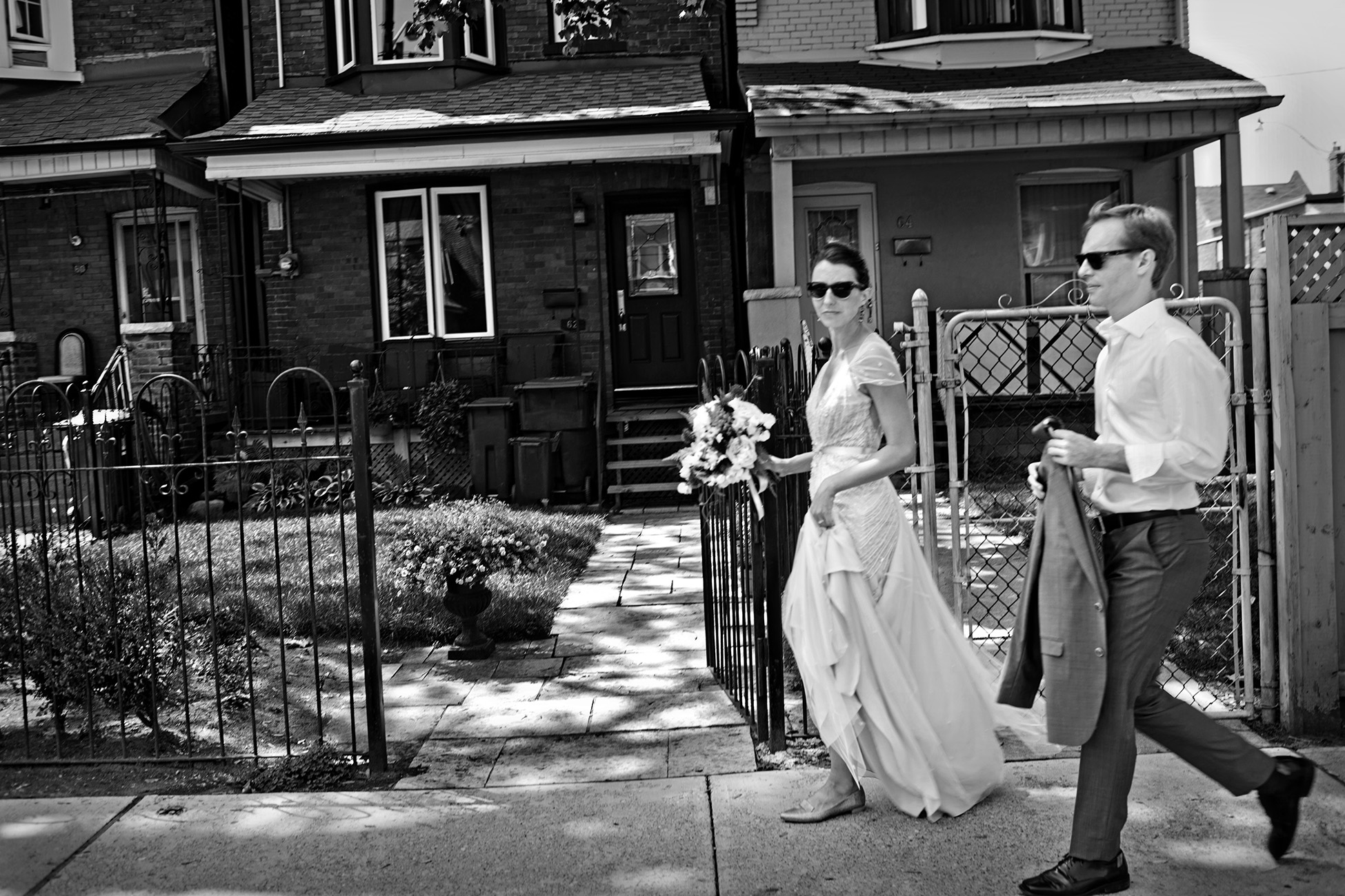Surprise Wedding in Toronto