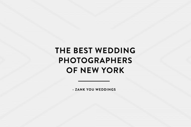 the best wedding photographers of new york