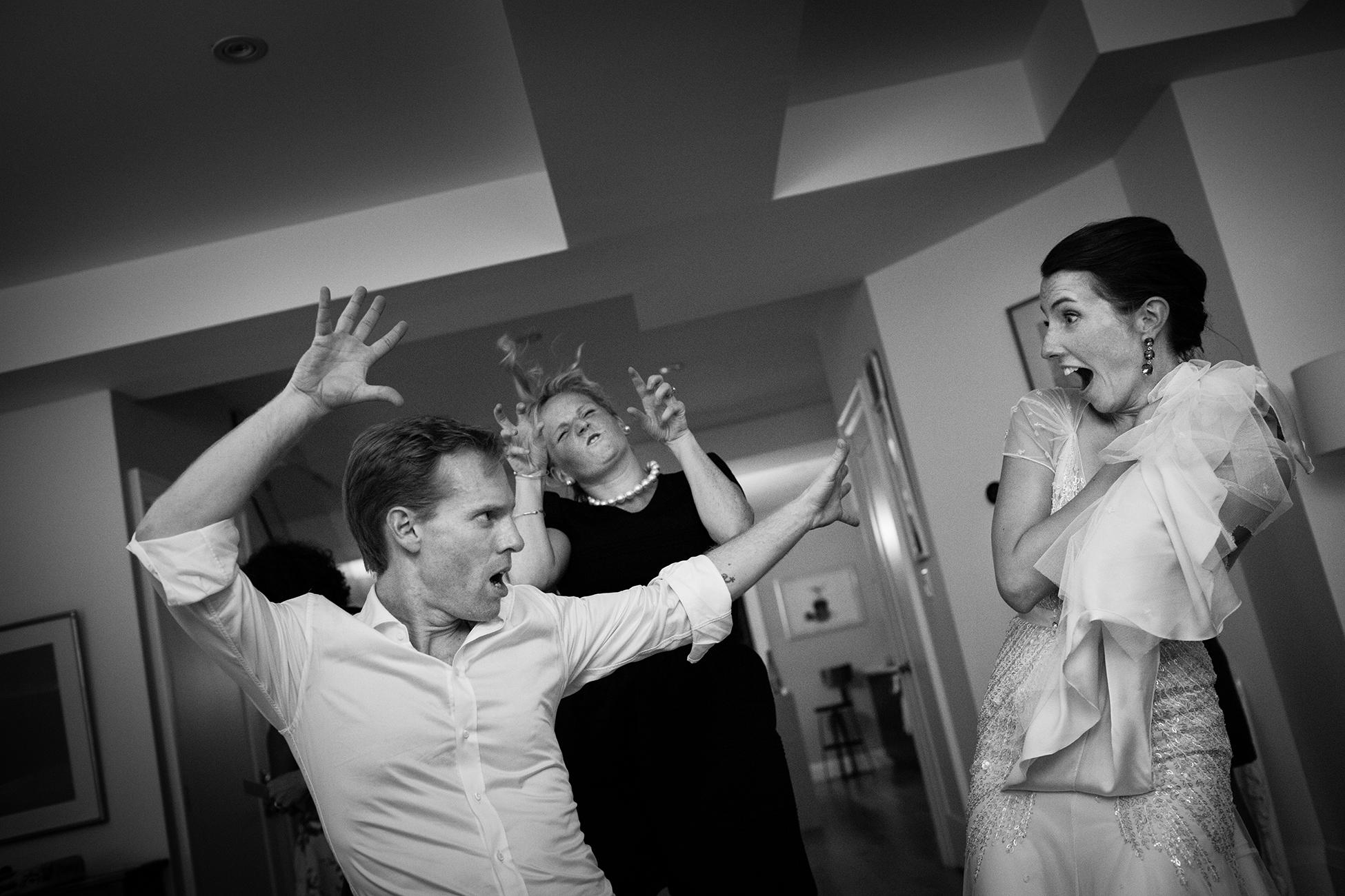 Surprise Wedding in Toronto